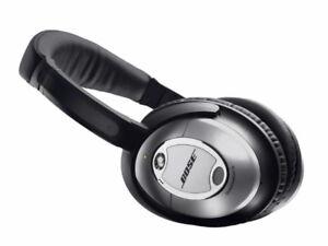 BOSE QuietComfort 15 QC15 Acoustic Noise Cancelling Headphones
