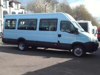 IVECO DAILY 17 SEAT WHEELCHAIR ACCESSIBLE DISABILITY MINIBUS TACHOGRAPH NO VAT