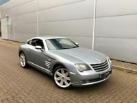 2004 04 Chrysler Crossfire 3.2 auto Coupe + Leather + Nice spec