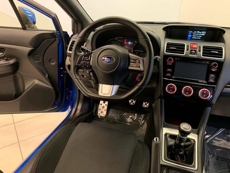 Image 9 Voiture American used Subaru WRX 2016