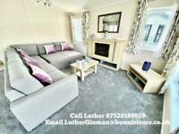 Luxury Lodge For Sale With Massive £49,995 Saving Available With Wrap Veranda