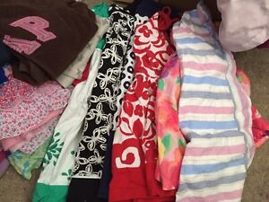 Girl's Clothing Lot Sizes 4-5 Over 50 Pieces
