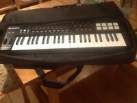 M-audio Oxygen49 Midi keyboard