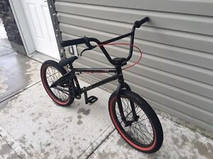 Like new haro bmx only used a couple weeks to and from work.