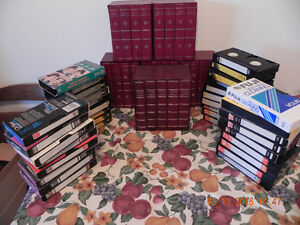 VCR Book style cases,etc... West Island Greater Montréal image 7