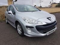 LOW MILEAGE - PEUGEOT 308 1.6 HDi - 1 OWNER, FSH