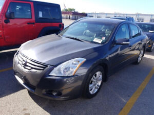 2010 NISSAN ALTIMA SL, 109K ONLY , LEATHER, 1 OWNER / CERTIFIED