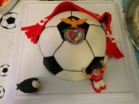 Fifa World Cup Cakes
