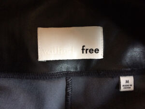 Pleather pants by Wilfred free