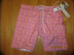 """New Swimming Suit for Man, Size 38  """"SPLIT"""""""