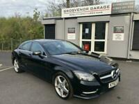 2013 Mercedes-Benz CLS 3.0 CLS350 CDI BLUEEFFICIENCY AMG SPORT 4DR AUTOMATIC Cou
