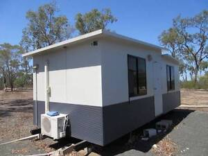Accommodation Unit - Transportable Skid Mounted Self Contained Coowonga Rockhampton Surrounds Preview