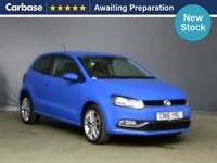 2016 VOLKSWAGEN POLO 1.0 110 SEL 3dr