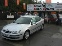 2005 SAAB LINEAR SPORT 9-3 1.9TiD IDEAL DIESEL FAMILY CAR