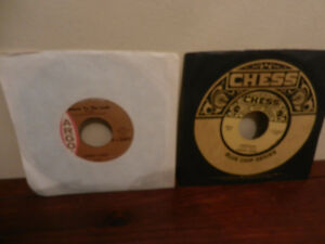 Vinyl Records 45 RPM Ahmad Jamal Jazz Promo Lot of 2