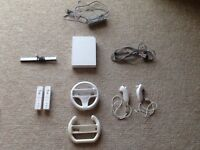 Wii console and many more!
