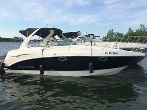 cruiser Chaparral 290 signature 2008 2x4.3l pieds bravo3,searay,