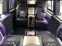 EXECUTIVE LIMO - VW Transporter T5 T30 FourMotion 2.0 DSG Diesel
