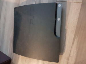 PS3 250GB WITH 3 CONSOLES