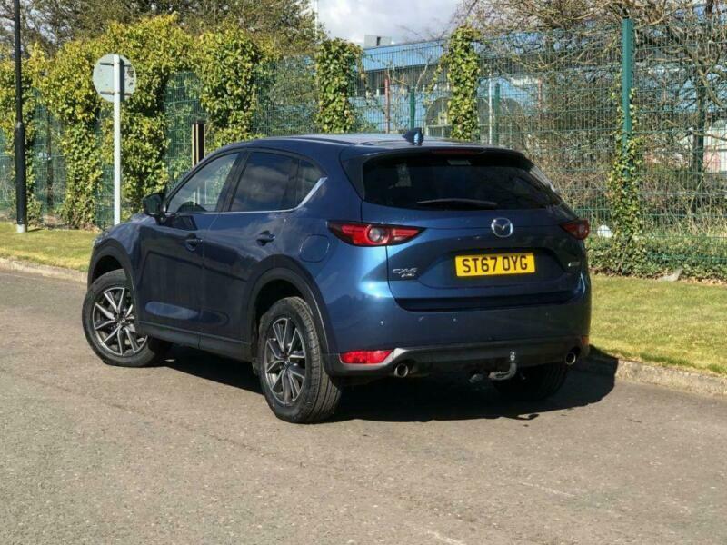 2018 Mazda CX-5 Sport Nav 2.2d [175] Sport Nav 5dr AWD Estate Diesel Manual