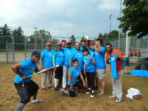 Sep 24 Co-ed Softball Tournament
