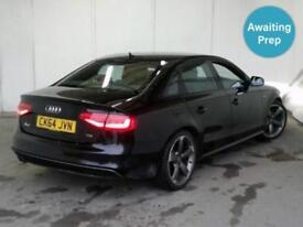 2014 AUDI A4 2.0 TDI 150 Black Edition 4dr