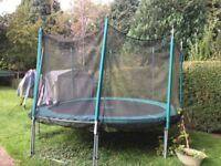 12' Canberra trampoline
