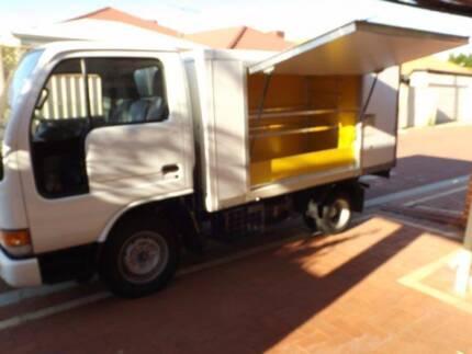 Coffe / Food Van / Truck - Start Your Own Business Joondalup Joondalup Area Preview