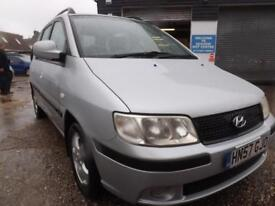 Hyundai Matrix 1.6 GSi 2007 50K NEW MOT