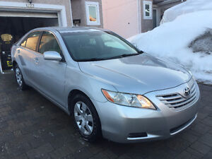 2007 Toyota Camry LE Very Clean 146700 KM,fully Loaded