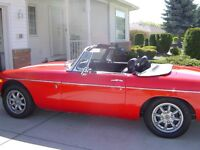 1970 MGB FOR SALE
