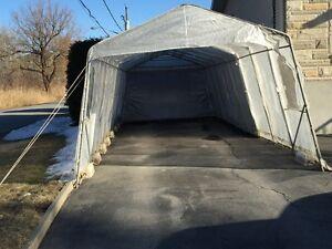 Tempo shelter Abris