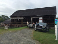 WE PAY UP TO 10K FOR YOUR OLD BARN!