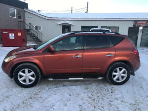 Nissan Murano LOADED SUV,  ((HEATED LEATHER/ROOF/REMOTE START))