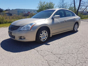 2010 Nissan Altima 2.5 NO ACCIDENT / SAFETY / E-TEST / WARRANT