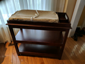 Pottery Barn Change Table