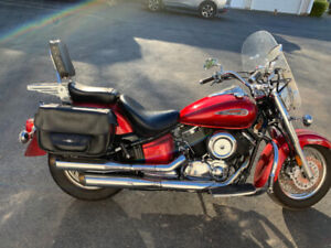 2009 YAMAHA 1100 VSTAR CLASSIC ( WE FINANCE )