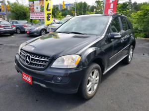 2008 MERCEDES BENZ ML320 CDI