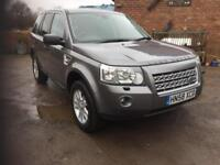Land Rover Freelander 2 TD4 XS SW Commercial One Company Owner From New FLRSH.