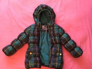 Joe Fresh warm and soft winter jacket. 3T West Island Greater Montréal image 1