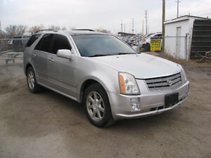 2005 CADILLAC SRX PARTING OUT