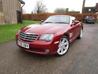 Chrysler Crossfire 3.2 auto Roadster****ONLY 2 OWNERS****