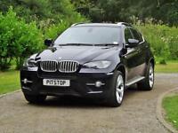 BMW X6 xDrive xDrive 4.4 50i 5dr PETROL AUTOMATIC 2009/0