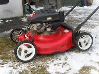 Lawn mower MTD 2 in 1