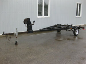 16 foot boat trailer