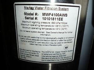 Maytag whole home water filtration sytem Kawartha Lakes Peterborough Area image 2