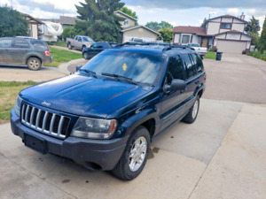 2004 jeep grand Cherokee laredo NEED TO SELL