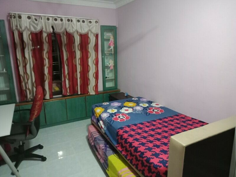 Fully furnished common room for rent(near to Boon Lay mrt station. walking distance within ~5 min)