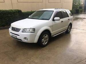 2005 Ford Territory Ghia AWD 7 Seater Automatic Rooty Hill Blacktown Area Preview