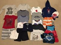 Large bundle of boys age 3/4/5 clothes Next Zara Gap